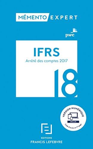 MEMENTO IFRS 2018 par