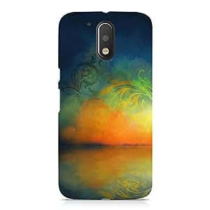 Hamee Designer Printed Hard Back Case Cover for Lenovo K6 Note Design 5028