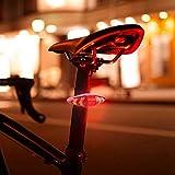 LAMP SUI Fahrrad-Blinker-Wireless Remote Mountainbike Rückleuchten Fahrrad Lichter blinken...