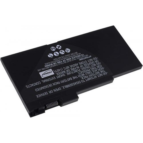 Powery Batterie pour HP E7U244A, 11,1V, Li-Polymer [ Batterie pour Ordinateur Portable/Laptop/Notebook ]