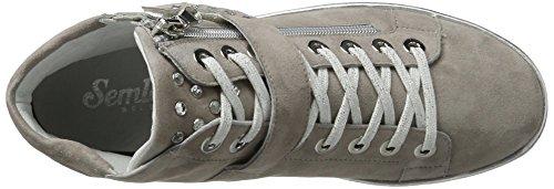 Semler Ruby, Stivali da Motociclista Donna Grau (perle-Silber)