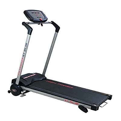 Tapis Roulant Motorizzato High Power X1 Slim Antracite