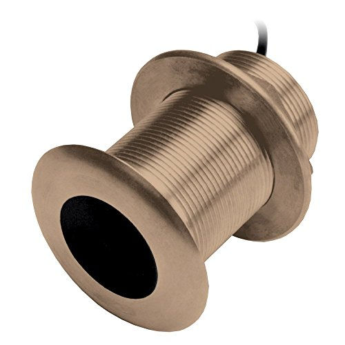 Garmin B75H Bronze 0° Thru-Hull Transducer - 600W, 8-Pin 600w 8 Pin