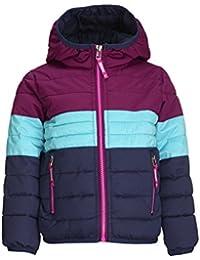 Killtec Mädchen Hipsy Mini Jacke in Daunenoptik / Winterjacke mit Kapuze