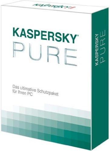 Kaspersky PURE (Lizenz für 3 PCs)