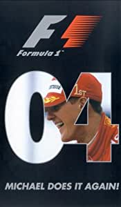 F1 Review: 2004 - Michael Does It Again! [VHS]