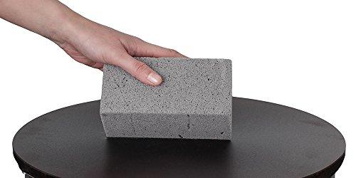 Krampouz Abrasivos Piedra para Parrilla de Hierro Fundido