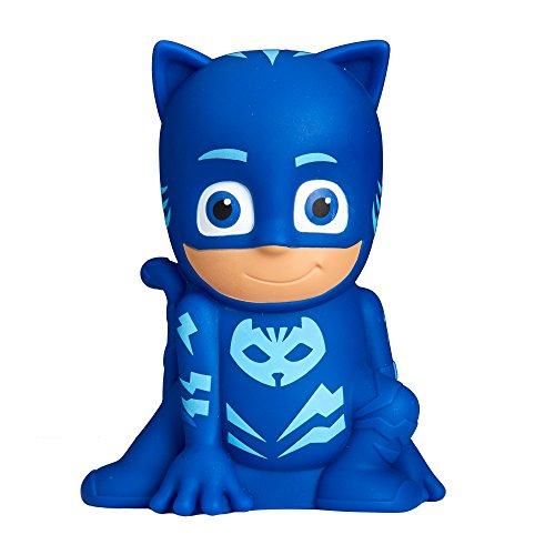 PJ Masks GoGlow-Kumpel: Nachtlicht und Taschenlampe, Plastik, Blau, 9 x 7.5 x 12.5 cm, 6 Einheiten -