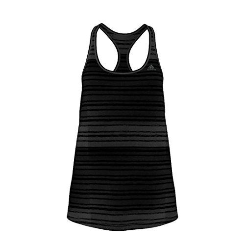 adidas-damen-t-shirt-lightweight-tan-schwarz-m-4056561230253