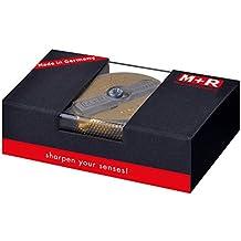 M + R 706021000Sacapuntas redondo doble latón regalo del paquete