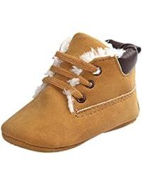 Saingace Women Boots Women Ladies Sweet Elegant Flat Heel Non Slip Snow Boots Trekking & Hiking Boots