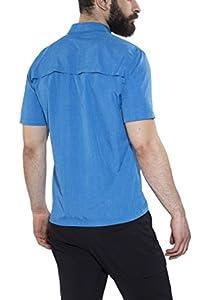 Schöffel Freiburg UV Shirt Unisex imperial blue Größe 3XL 2017 Hemd 1/2