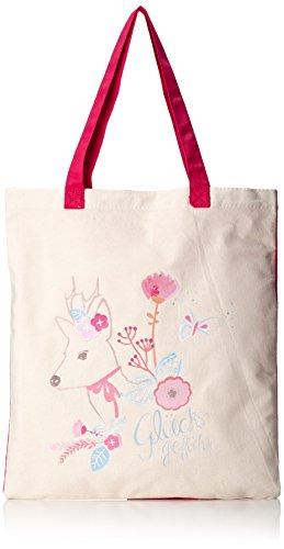 Adelheid Glücksgefühle Standard Henkeltasche 11161516331 Damen Henkeltaschen 39x41x1 cm (B x H x T) Pink (puderrosa 613)