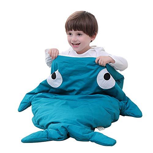 TFACR Baby Swaddle Blanket Cochecito, Baby Kids Toddler Warm Blanket Algodón Saco de Dormir, Newborn Infant Manta, El otoño y el Invierno Warm Children Sleeping Bag