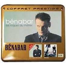 Coffrets 2 CD : Les risques du métier / Bénabar [Import allemand]