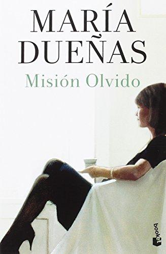 Misión Olvido (Biblioteca María Dueñas)