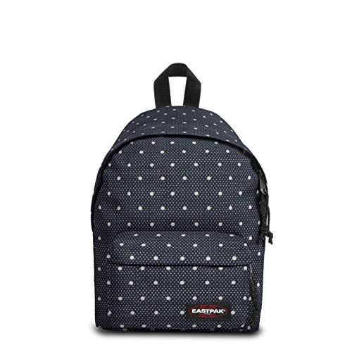 Eastpak ORBIT Zaino Casual, 34 cm, 10 liters, Nero (Little Dot)