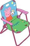 Arditex PP7820Peppa Pig Klappstuhl für Kinder Stoff 38x 32x 53cm