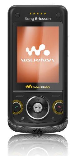 Sony Ericsson W760 intence black (GPS, 1GB Speicher, Motion Sensor) UMTS Handy ohne Branding Slider-mp3-video-player