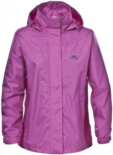 Trespass Tarron XX-Large Violet - Soft shell para mujer, color rosa, talla L
