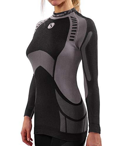 Sesto Senso® Camiseta Térmica Mujer Ropa Interior