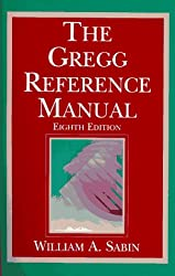 Gregg Reference Manual: Indexed