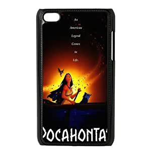 Disney Princess Pocahontas Hard Plastic Back Case Cover for iPod Touch 4/4G/4th Generation-TOC-3