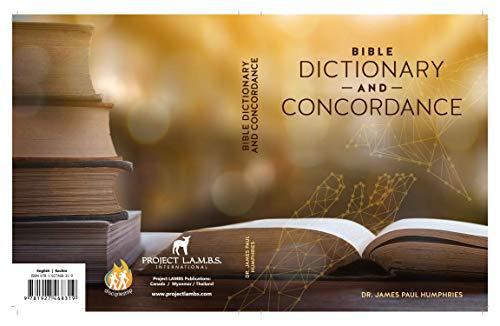 Bible Dictionary Ebook