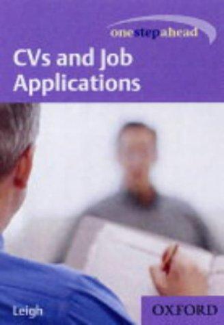 cvs-and-job-applications-one-step-ahead