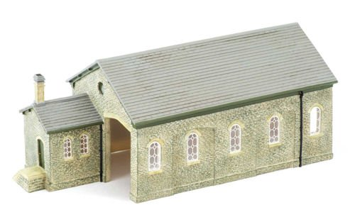 Hornby R9841 Granite Station Goods Shed - Cuchillo