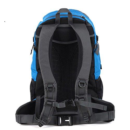 Zaini impermeabili/32LZaino trekking bike-arancia 1 32L blu