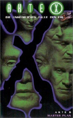 Akte X - Akte 06: Master Plan [VHS]