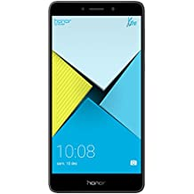 Honor 6X LTE Dual Sim Smartphone (14 cm (5,5 Zoll) Full HD, Touch-Display, 32 GB, Android 6.0) grau