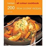 (Hamlyn All Colour Cookbook 200 Slow Cooker Recipes) By Sara Lewis (Author) Paperback on (Nov , 2009)