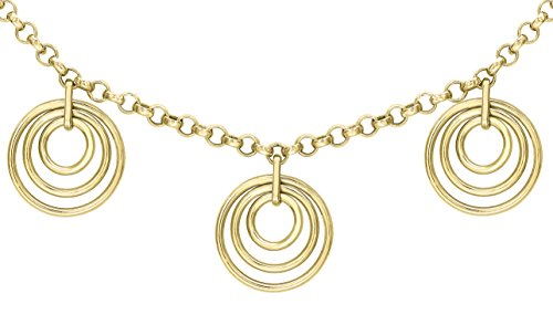 Carissima Gold - Collier - Femme - Or Jaune (9 cts) Or Jaune