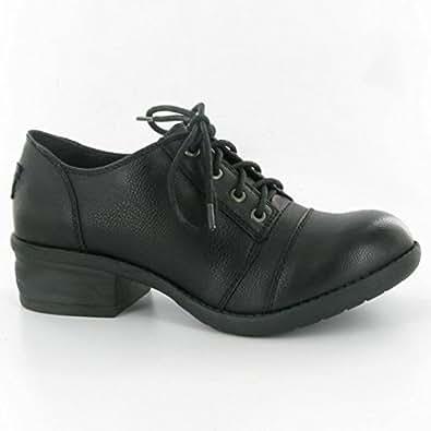 Rocket Dog - Delaney Low Lace Shoes, Black, 5 UK Adult