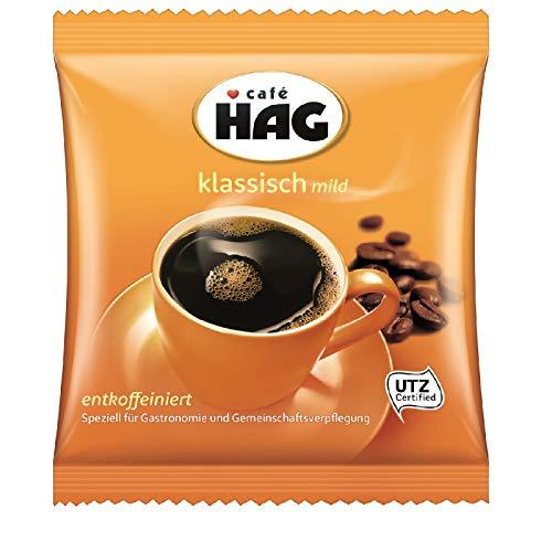 Jacobs Kaffee HAG entcoffeiniert 80 x 60g Kaffee gemahlen
