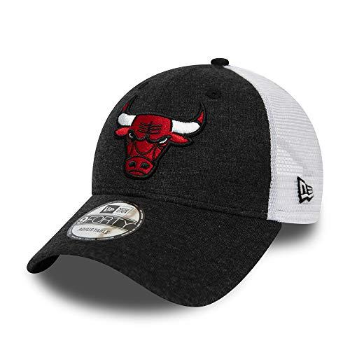 New Era Summer League Trucker Cap Chicago Bulls Schwarz, Size:ONE Size Osfm Flex Cap