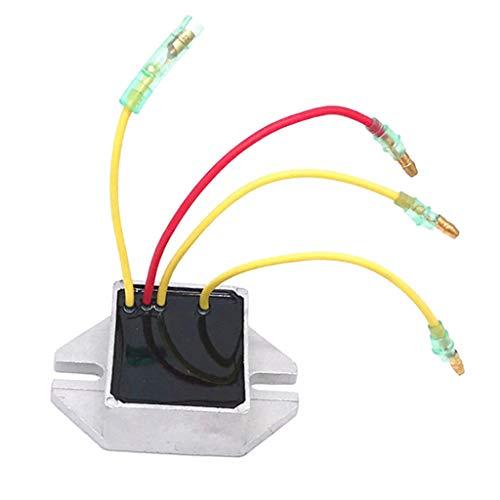 D DOLITY Solid Voltage Rectifier Regulator for SEADOO 278000443 720 800 SP  GSX GTX, etc  Best Aftermarket Voltage Regulator for Longer Service