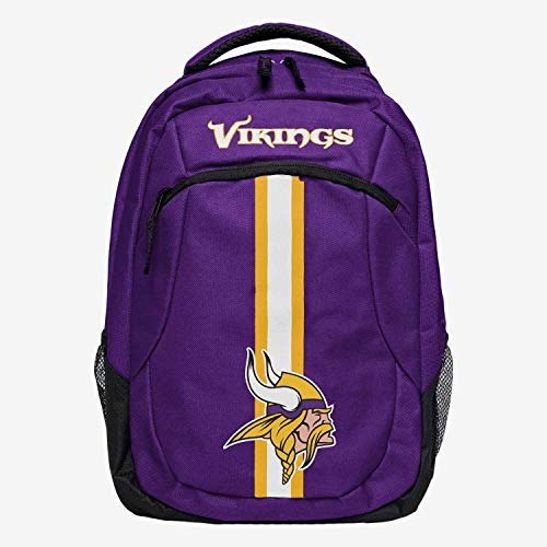 Forever Collectibles FOCO Minnesota Vikings Action Stripe NFL Rucksack Lila