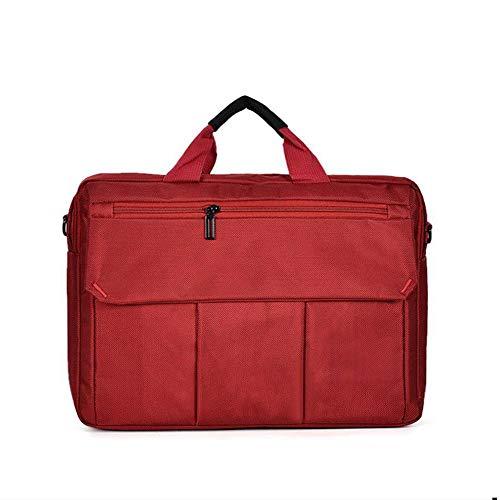 Olydmsky Laptop Tasche 15-Zoll-Single Schulter Business Aktentasche einzelne Schulter diagonal Cross Pack
