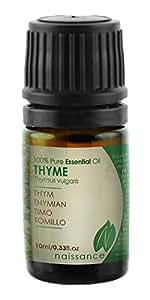 Olio essenziale di Timo - Olio essenziale puro al 100% - 10ml