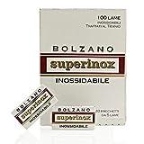 FEINTECHNIK Bolzano Superinox Double Edge Rasoir 100 Lames