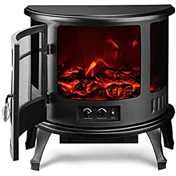 Home & Kitchen Home Accessories Galapara Electric Fireplace with ...