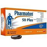 PHARMATON 50 PLUS 60 CAP