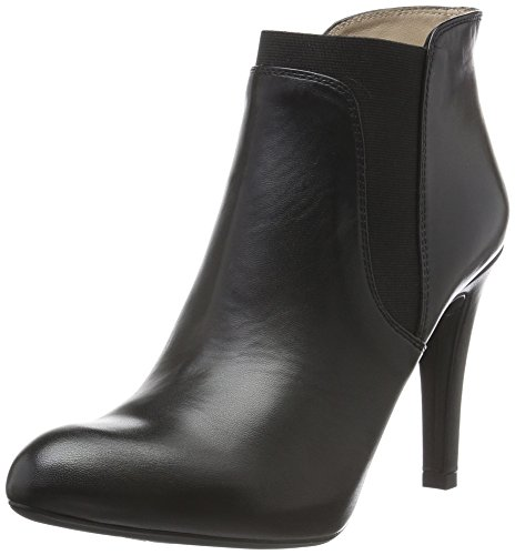 UnisaPEMAN - Stivali bassi con imbottitura leggera Donna , Nero (Nero (nero)), 40 EU