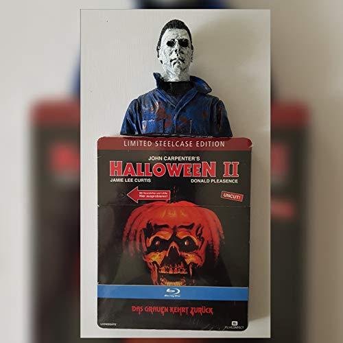 Halloween II + Michael Meyers Büste (beides Limitiert)