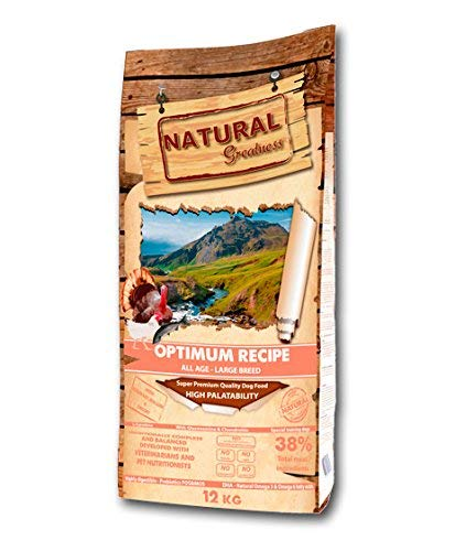 Natural Greatness Optimum Large Breed Alimento Seco