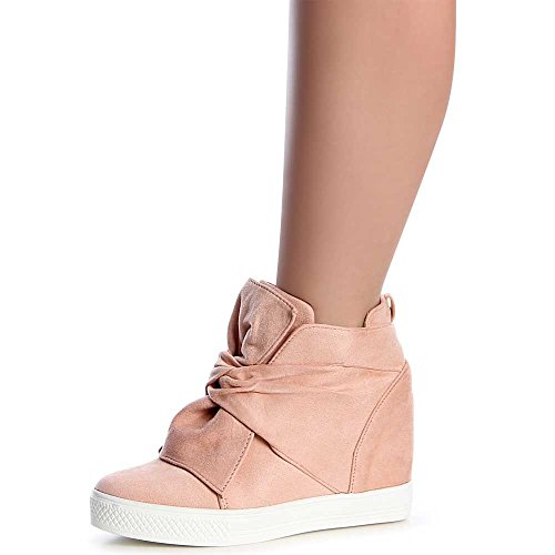 topschuhe24, Sneaker donna Rosa