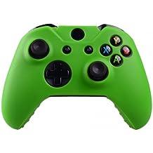 Hytech Plus Xbox One Controller Skin (Green)